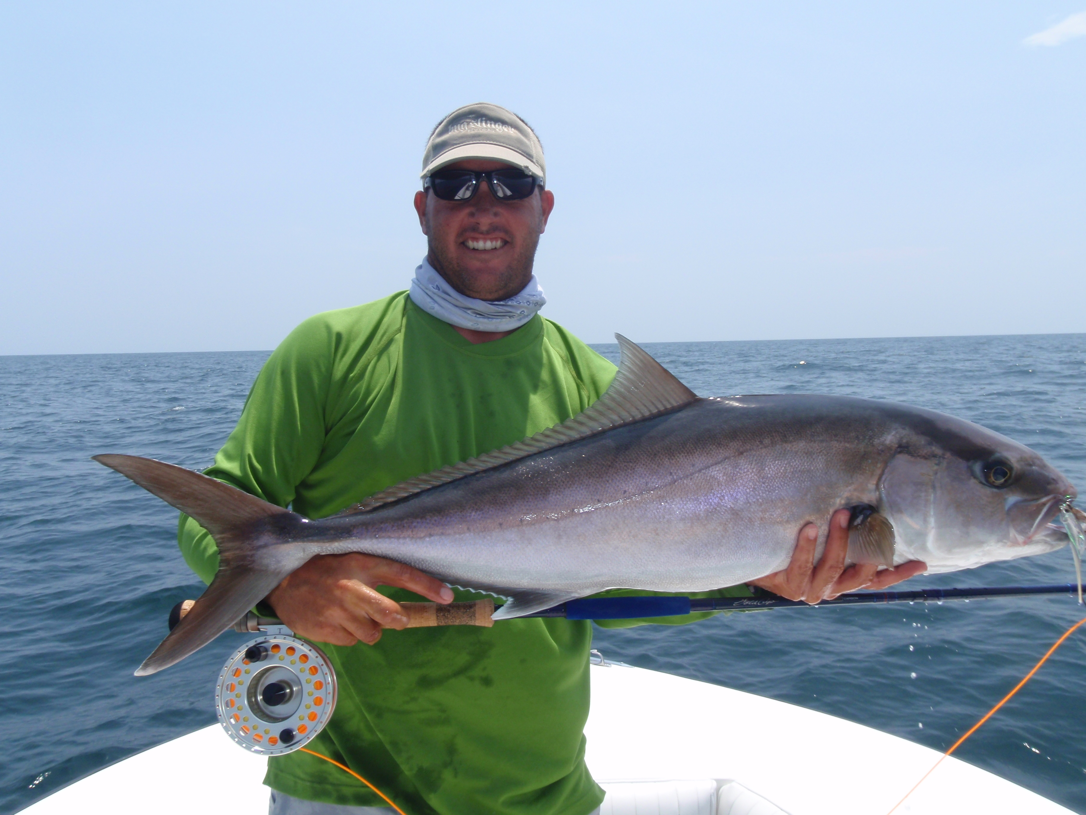 Fishing reports for finaddict fly light tackle charters for Fly fishing charleston sc