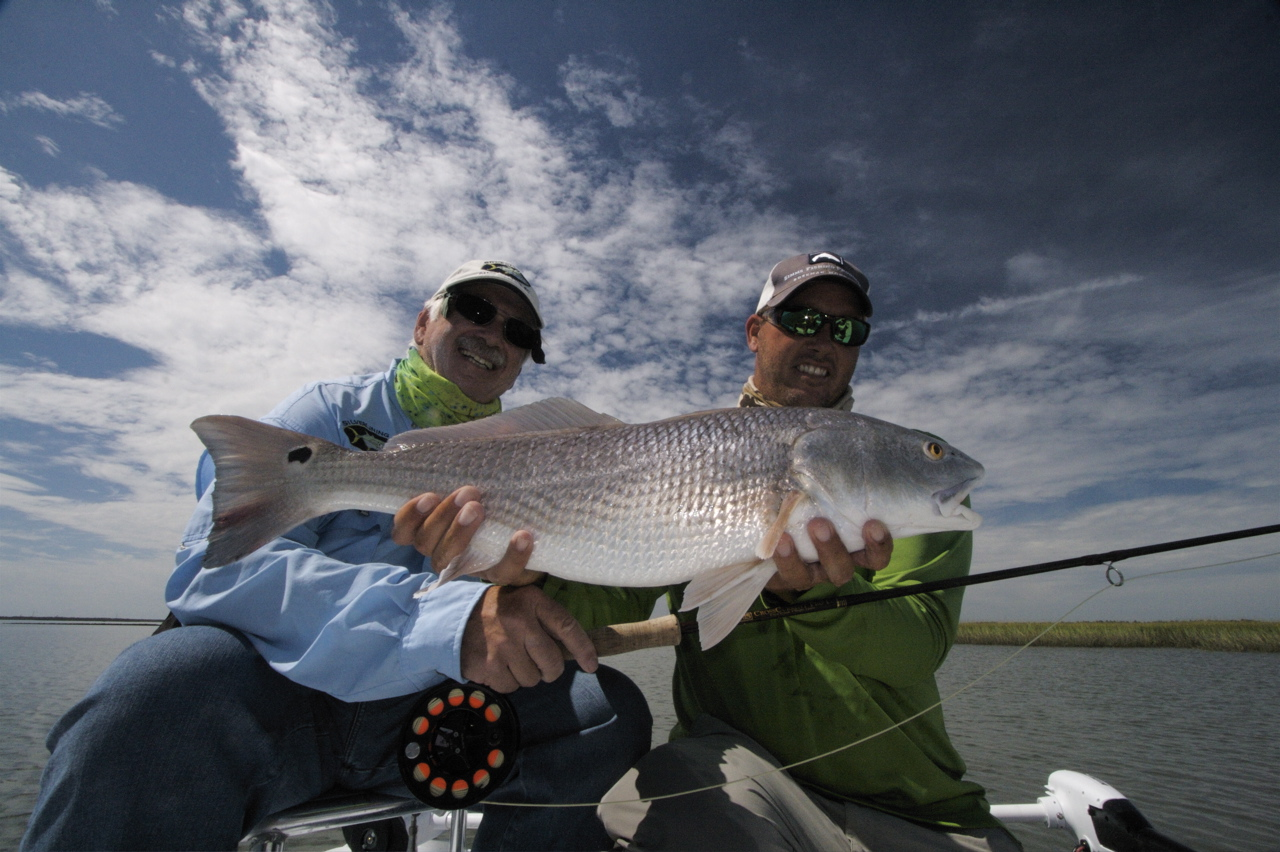 Capt bio videos finaddict charters 843 224 7462 for Charleston fly fishing